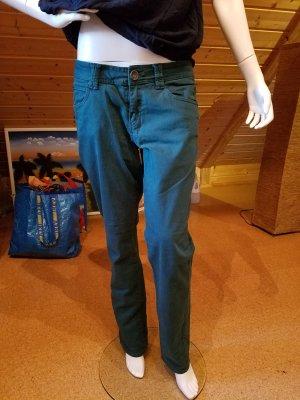 dunkelgrüne jeans von QS W42/L32