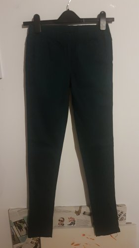 Pieces Jeggings verde bosco