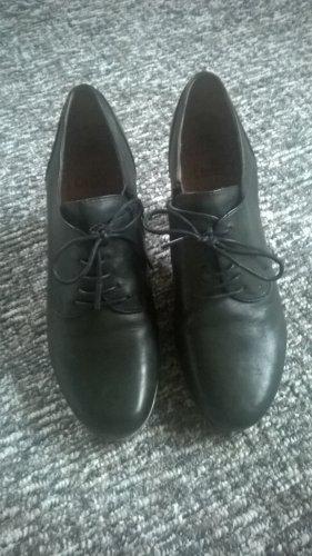Caprice Zapatos brogue multicolor Cuero