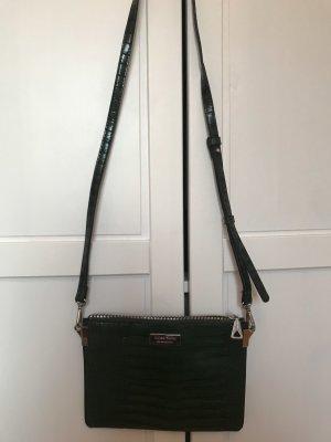 Dunkelgrüne Tasche