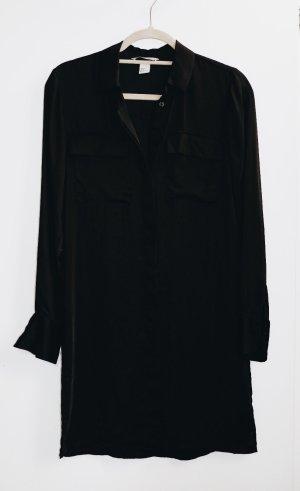H&M Shirtwaist dress dark green
