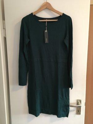 Dunkelgrünes Kleid von Esprit in Größe M