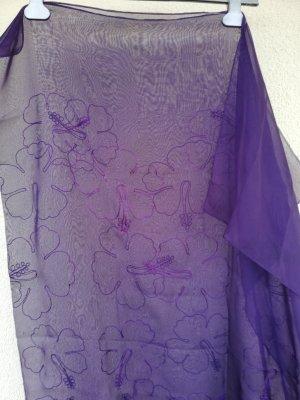 Odzież plażowa ciemny fiolet