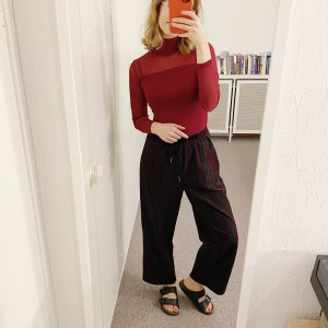 Urban Outfitters Marlene Trousers multicolored