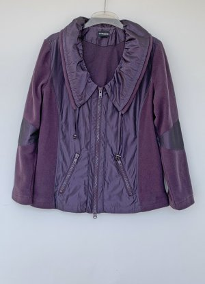 Samoon by Gerry Weber Blouson violet foncé polyester
