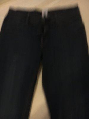 Pantalone cinque tasche blu scuro