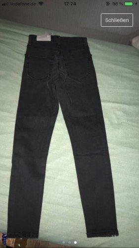 Dunkle Hose von Topshop