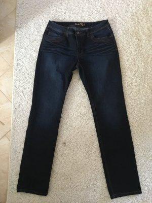 Charles Vögele Low Rise Jeans dark blue