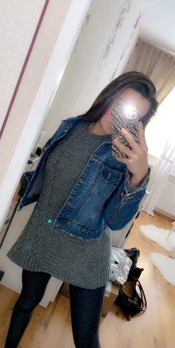 Gina Tricot Denim Jacket dark blue