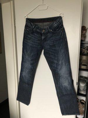 Dunkle Tommy Hilfiger Jeans