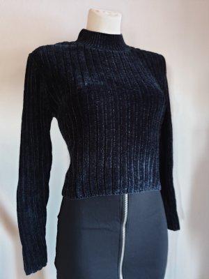 Forever 21 Turtleneck Sweater black-anthracite