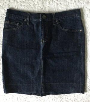 Gant Gonna di jeans blu scuro