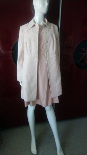 Taifun Ladies' Suit dusky pink cotton