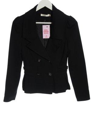 Duoyi Sweat Blazer black business style