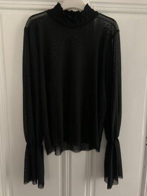 Durchsichtige Bluse von Zara NEU (M)