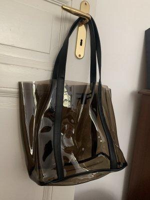 Durchsichtige Tasche