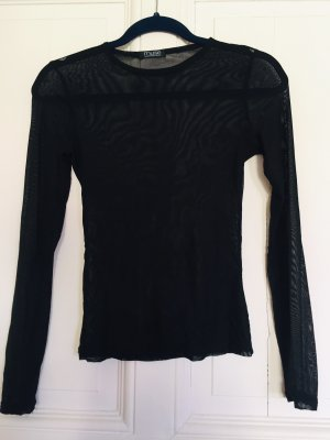 Muse Mesh Shirt black