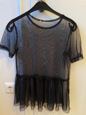 Durchsichtiges, Mesh T-Shirt/Top