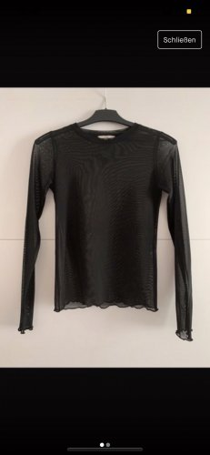 Clockhouse Mesh Shirt black