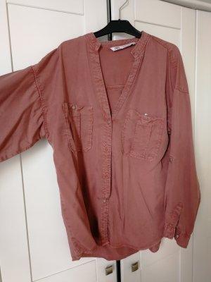 'dusty pink' hemden