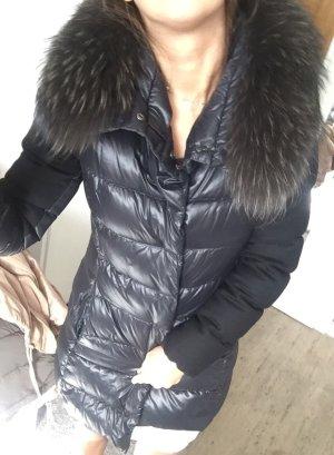 Duvetica Daunen Jacke mit XXL pelz