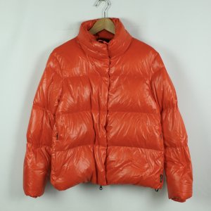 DUVETICA Daunenjacke Gr. S orange (20/09/060*)