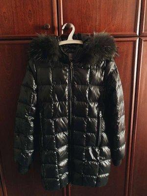 Duvetica Abrigo de plumón negro