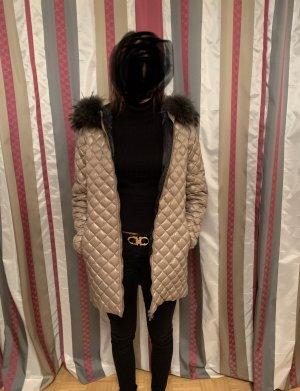 Duvetica Manteau en duvet beige