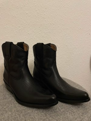 DWRS Boots western noir