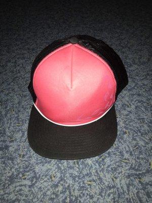 Dynafit Baseballówka czarny-różowy