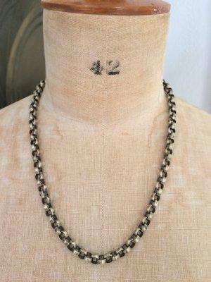 Dyrberg&Kern - Antikgold Halskette PAPINA, 40 cm NEU