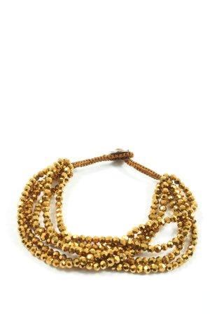 Dyrberg/Kern Armband goldfarben Elegant