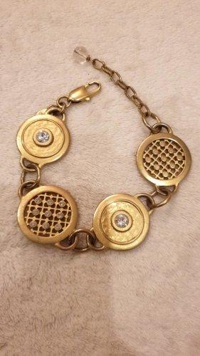 Dyrberg/Kern Bracelet en or doré