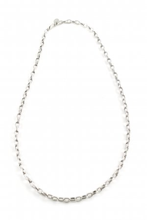 Dyrberg/Kern Link Chain silver-colored business style