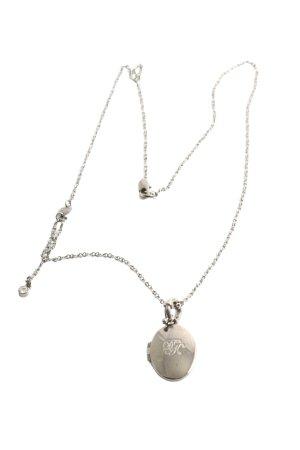Dyrberg/Kern Medalik srebrny W stylu casual