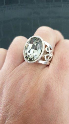 Dyrberg/Kern Statement ring zilver