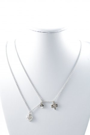 Dyrberg/Kern Silver Chain silver-colored casual look