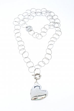 Dyrberg/Kern Zdobiony naszyjnik srebrny W stylu casual