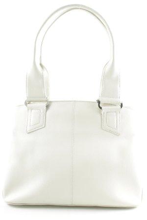 E.B. Company Handtasche hellbeige Casual-Look
