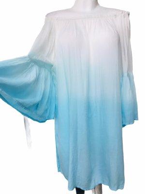 e Fashion Damen Tunika Top Carmen Bluse XL