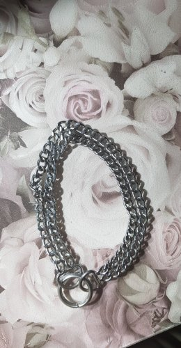 True Vintage Curb Chain silver-colored