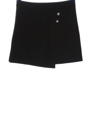E.Xuan Skorts black casual look