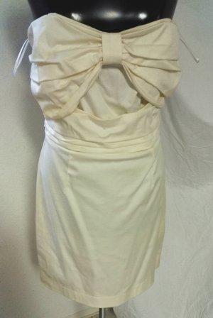E2 Abendkleid Partykleid von Xanaka in Weiss Gr.40 Neu