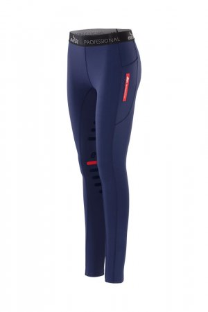 ea.St Riding Wear Reitleggings navy Gr. XXL