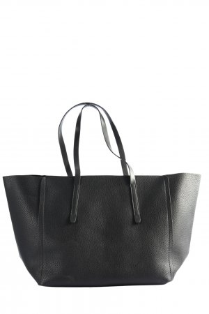 EAC Henkeltasche schwarz Business-Look