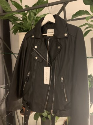 Each x other Paris designer Lamm Leder Jacke