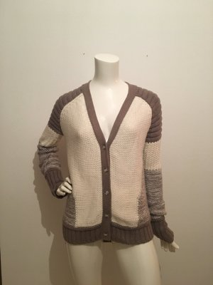 Each & Other Cardigan grey brown-oatmeal