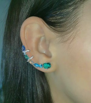 Juwelier Ear stud multicolored