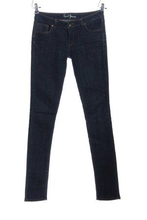 earl jeans Röhrenjeans blau Casual-Look