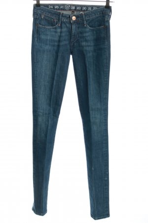 Earnest Sewn Skinny Jeans blau Casual-Look